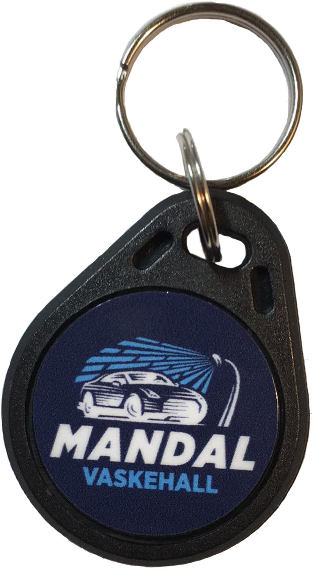 Verdibrikke for Mandal Vaskehall